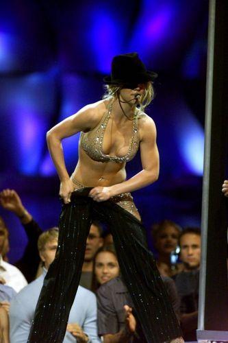 MTV Video Music Awards,NY,September 2000