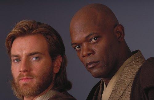 Mace Windu et Obi-Wan Kenobi 2
