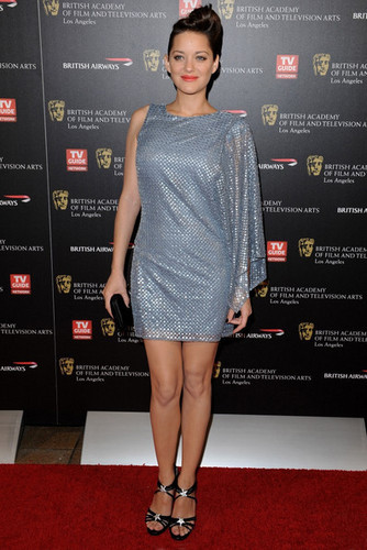 Marion at the 19th Annual BAFTA/LA Britannia Awards (November 4, 2010)