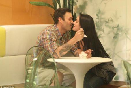 Megan raposa & Brian Austin Green
