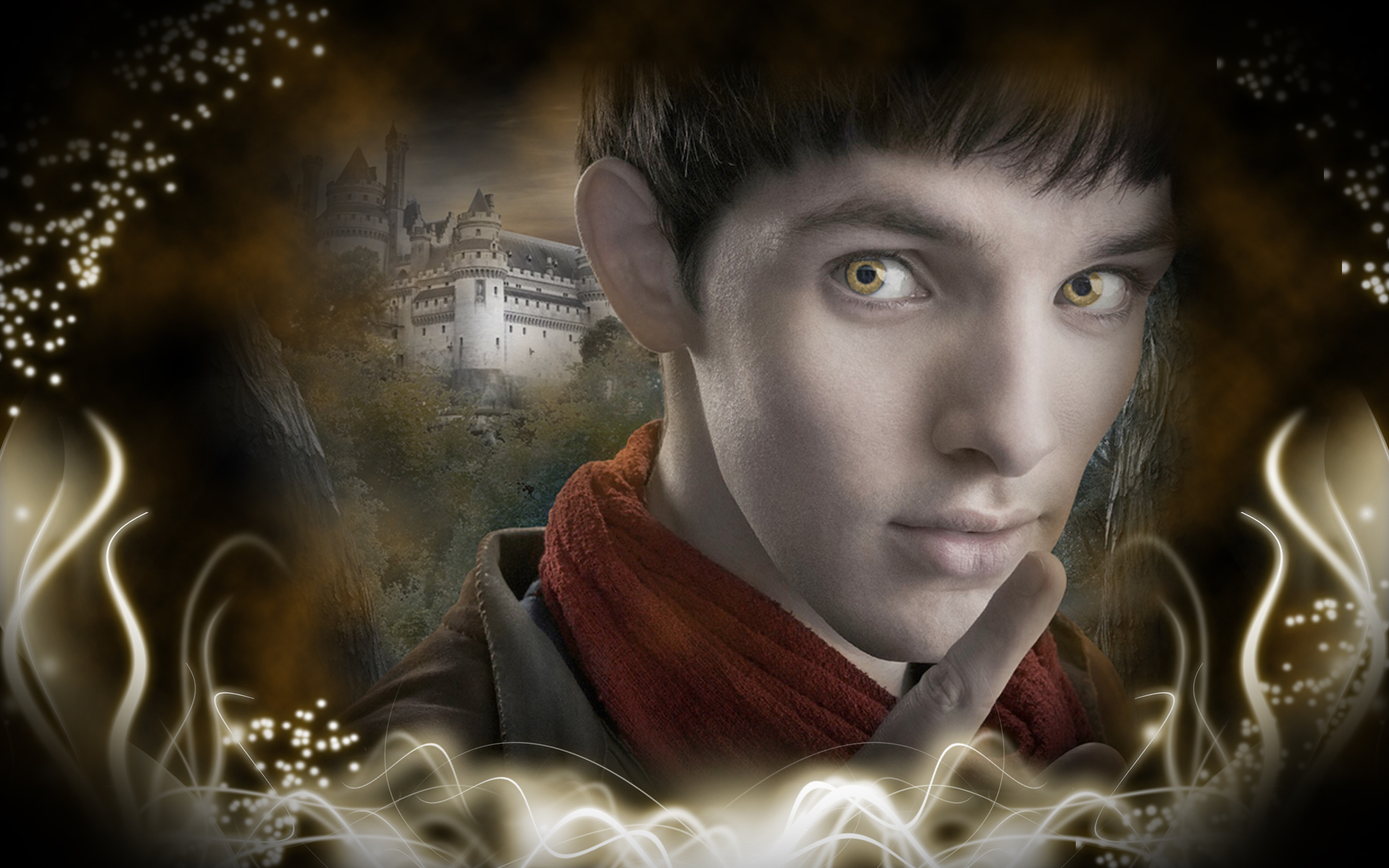 Merlin Merlin On Bbc Wallpaper 16732424 Fanpop