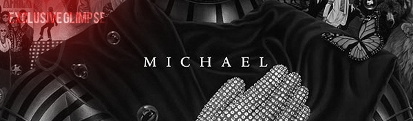 Michael Jackson NEW ALBUM MICHAELAVAILABLE DECEMBER 2010