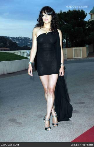 Michelle @ 2010 World संगीत Awards