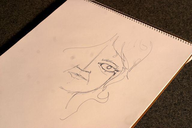 Mike's drawings ♥