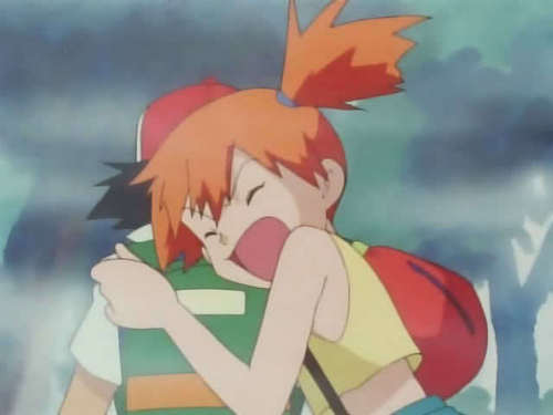 Misty with Ash