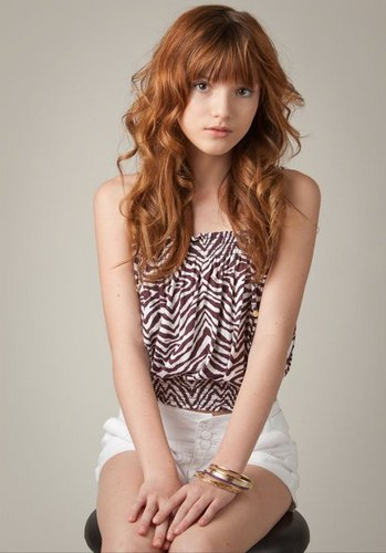 bella thorne wallpaper probably containing a pakaian bermain, playsuit called Modeling<3