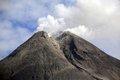 Mount Merapi Volcano erupts