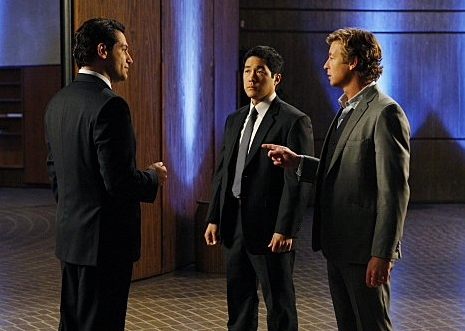 Mentalist s02e20 - Red All Over