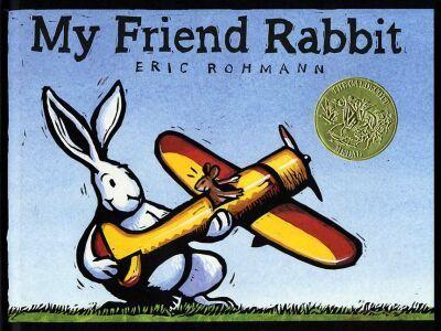 My Friend Rabbit Book
