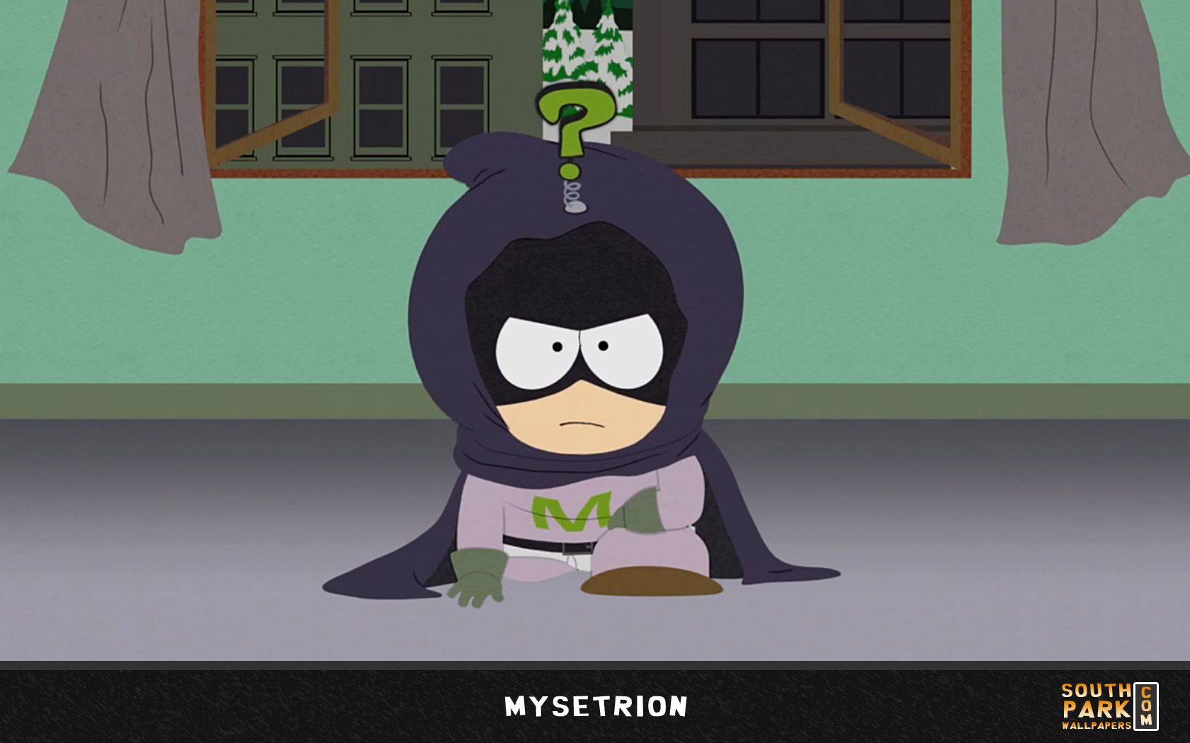 South park kenny mysterion