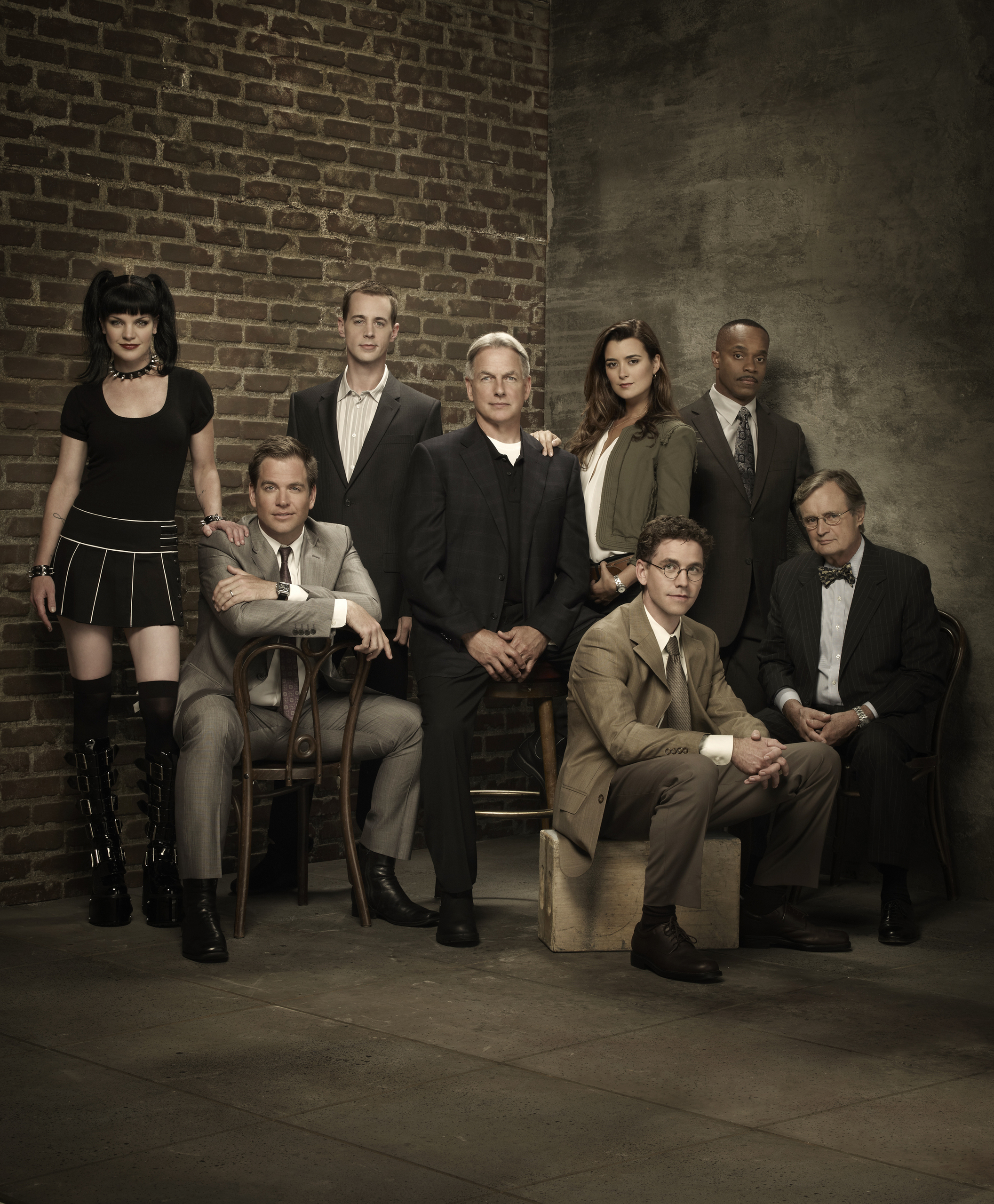 NCIS- Cast Promotional Foto