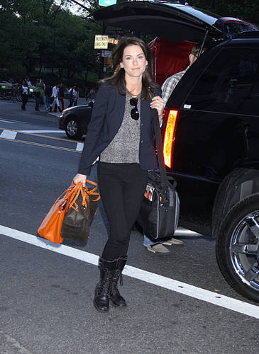 NYC's Hilton Hotel Arrival