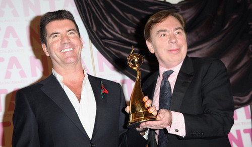 National televisheni Awards 2008 - Inside