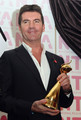 National Television Awards 2008 - Inside - simon-cowell photo