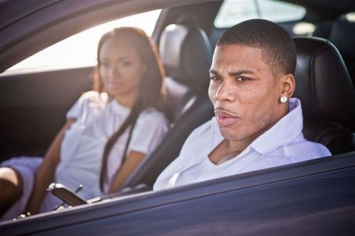 Nelly 'Just a Dream' música Video - On Location