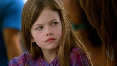 Nessie looking at Jacob