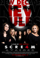 New Scream 4 Poster