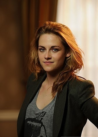 New 写真 of Kristen from the 表示する with カケス, ジェイ Leno