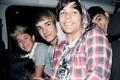 Niall, Liam, Louis & Zayn x
