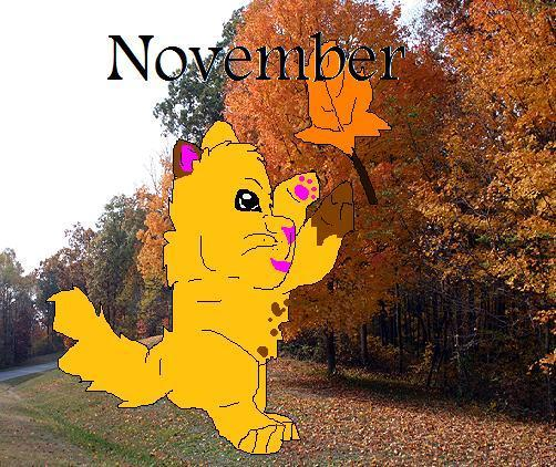 November Icon!