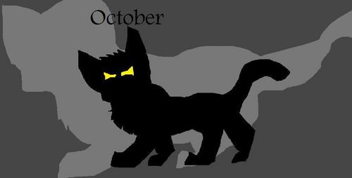 October ícone