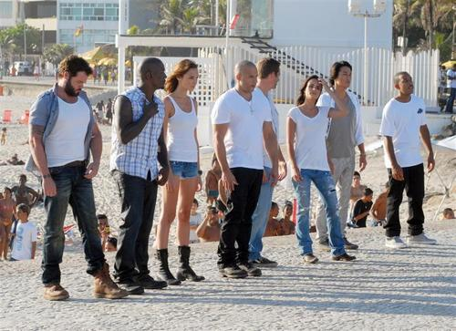 On set Fast Five - fast-and-furious Photo