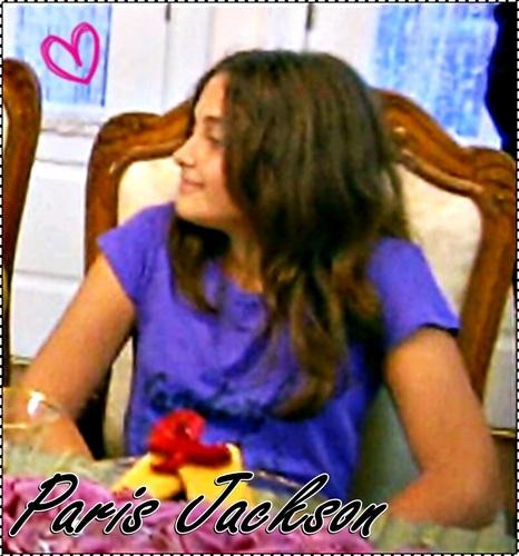 Paris jackson's :D