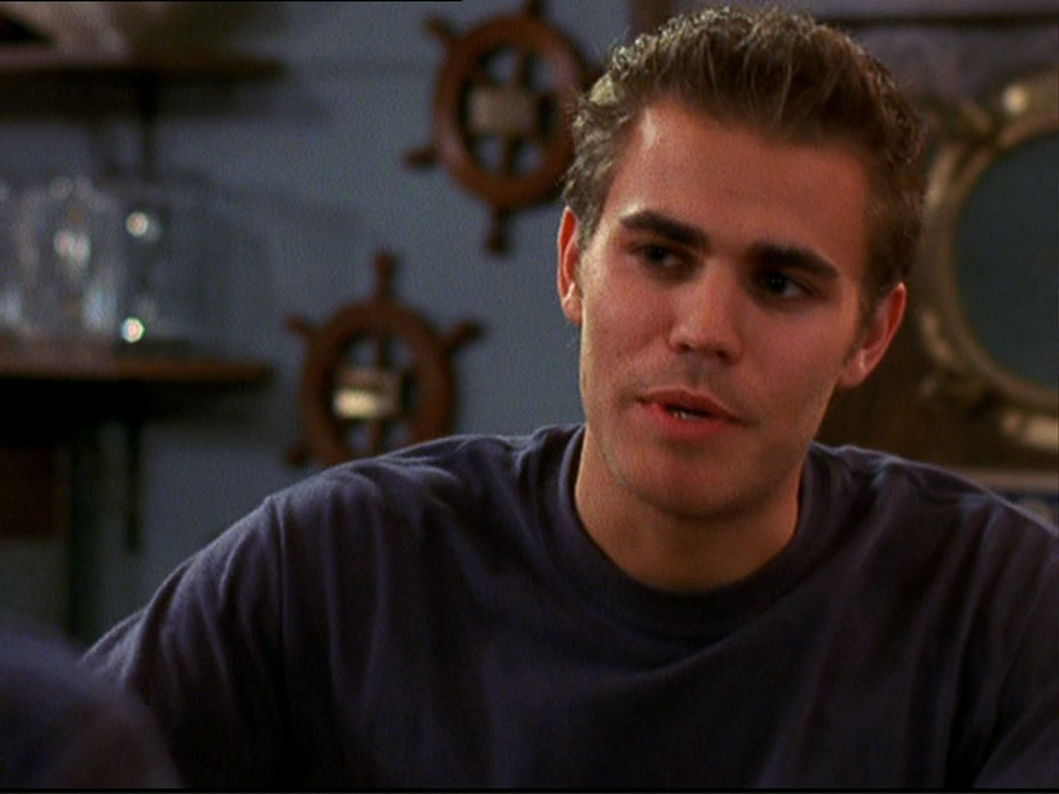 Paul Wesley Images Paul As Donnie In The Oc Ep 1x05 The Outsiders Hd Wallpaper And Background