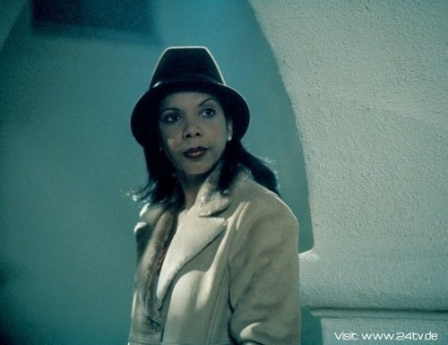 24 wallpaper containing a fur coat entitled Penny Johnson Jerald as Sherry Palmer