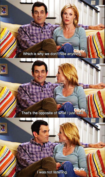 arts entertainment features burrell playing modern familys phil dunphy