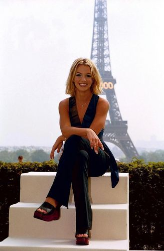 Photocall,Paris,France,2000