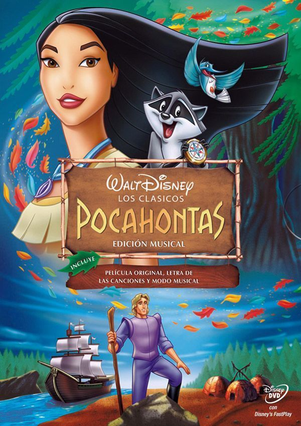 an analysis of disneys animated musical pocahontas Tim burton will get another shot at remaking a disney animated movie with his take on for some reason i'm thinking that be the way to go for a big break post-harry potter, especially if it were a musical with the songs that is like to see a live action pocahontas as well october 6.