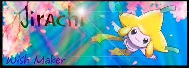 Possible Jirachi Banner