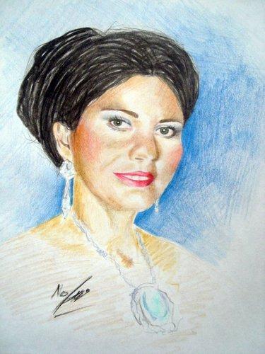 Princess Soraya Esfandiary Bakhtiary