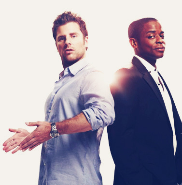 Psych Promo Poster