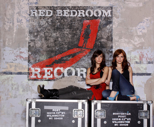 One albero collina wallpaper probably with a sign and Anime called Red Bedroom Records
