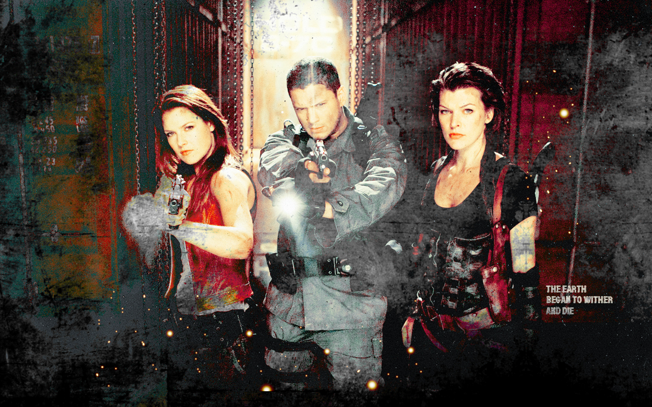 Resident Evil - Photo Gallery