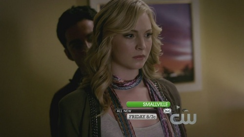 Caroline Forbes wallpaper possibly with a portrait called Rose 2x08 / Caroline