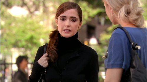 Rose in damages 2x06 a pretty girl in a leotard rose byrne screencap