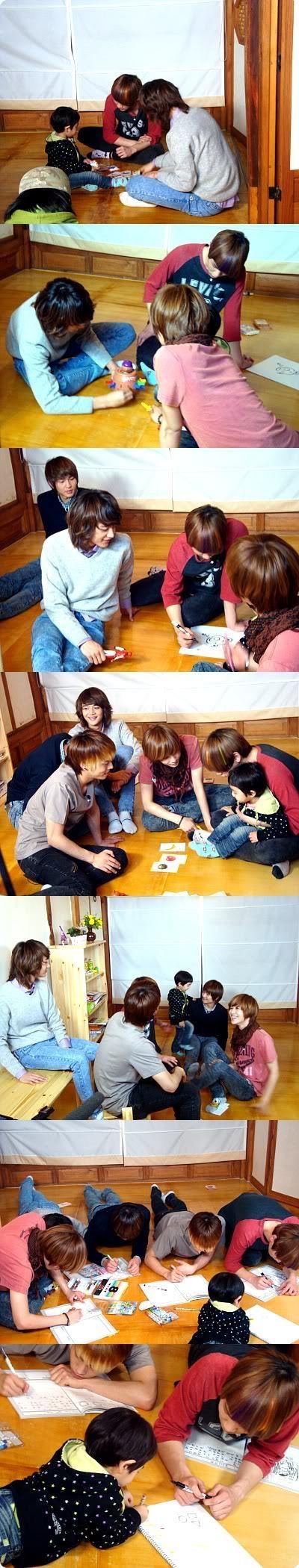 Hello Baby Drawings Baby Shinee Shinee Drawing