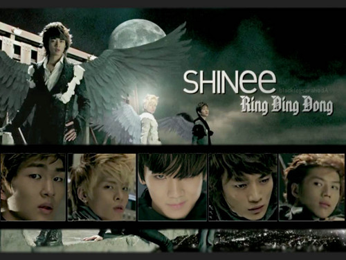 SHINee Ring Ding Dong