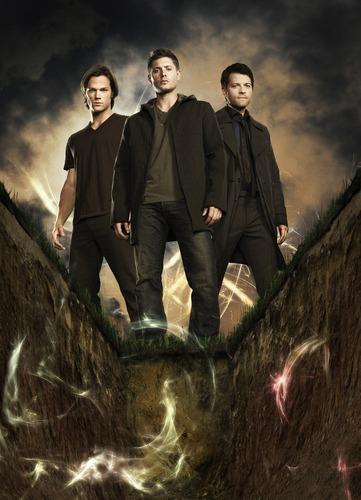 Season 6 -Promotional Cast mga litrato