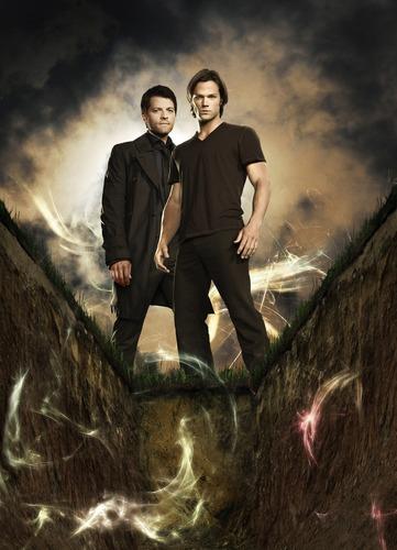 Season 6 -Promotional Cast 写真