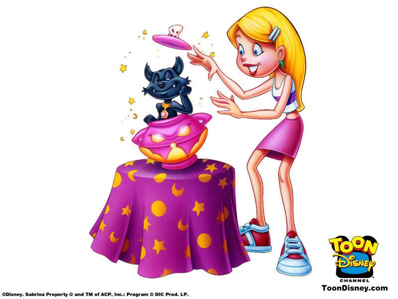 Salem Saberhagen images Sabrina Animated Series HD ... Sabrina The Animated Series Sabrina Spellman