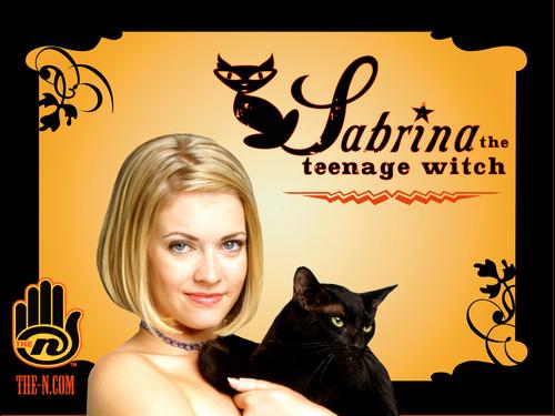 Sabrina & Salem