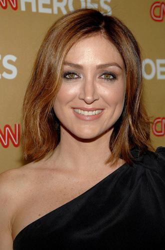 Sasha @ 2008 CNN 超能英雄 - Red Carpet