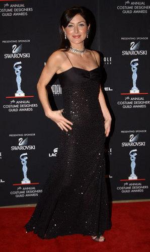 Sasha @ 7th Annual Costume Designers Guild Awards Gala