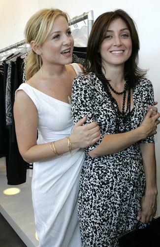 Sasha @ Diane von Furstenberg Los Angeles Store Opening