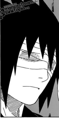 Sasuke Shippuden mangá