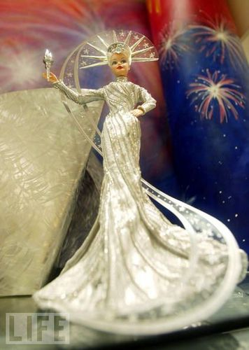Satue of Liberty Barbie